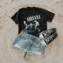 Load image into Gallery viewer, 90's Nirvana Grunge Tee