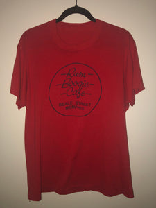 Rum Boogie Cafe Single Stitched Vintage Tee