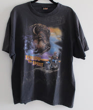 Load image into Gallery viewer, Follow the Spirit Harley Davidson Tee