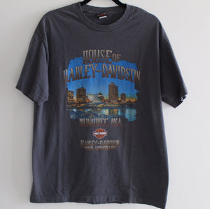 House of Harley Davidson Tshirt