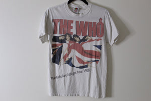 The Who - The Kids Are Alright Tour Reprint Tee