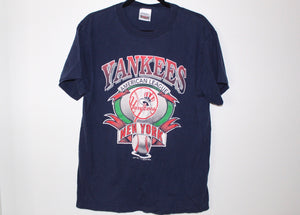 New York Yankees 1992 Vintage T-Shirt