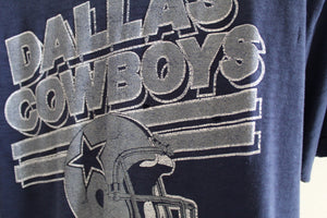 Dallas Cowboys Paper Thin Vintage Tee