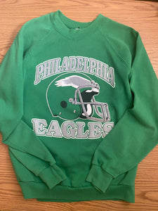 Vintage 1980s Philadelphia Eagles Sweatshirt