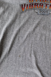 2005 Street Vibrations Long Sleeved Biker Tee