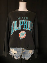 Load image into Gallery viewer, Vintage Dolphins Sweatshirt