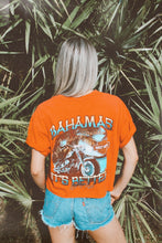Load image into Gallery viewer, Bahamas Harley Davidson Crop Top