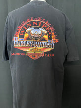 Load image into Gallery viewer, Harley Davidson Manitoba Canada Tee