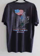 Load image into Gallery viewer, Rolling Thunder Ride to the Wall Tee