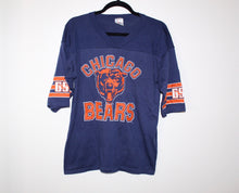 Load image into Gallery viewer, Chicago Bears Vintage Jersey T-Shirt