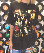 Load image into Gallery viewer, 1997 Aerosmith Nine Lives Tour Tee