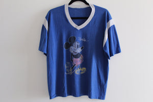 Distressed Vintage Mickey Tee