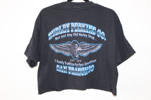 San Francisco Harley Crop Top