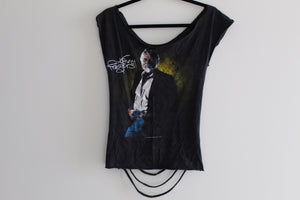 Kenny Rogers Thrashed Back Tee