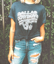 Load image into Gallery viewer, Dallas Cowboys Paper Thin Vintage Tee