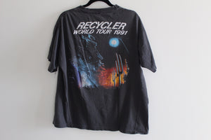 1991 ZZ Top Recycler World Tour