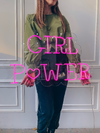 "Led Neon Sign ""Girl Power"" - Creative Decor"