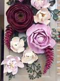 Set of 30 Large Foam Flowers Leaves - Creative Decor