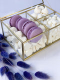 Glass Box for sweets - Creative Decor