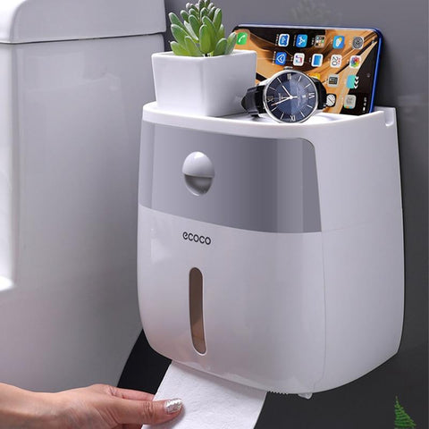 grey-wall-mounted-toilet-paper-holder-comfort-homes-houseware