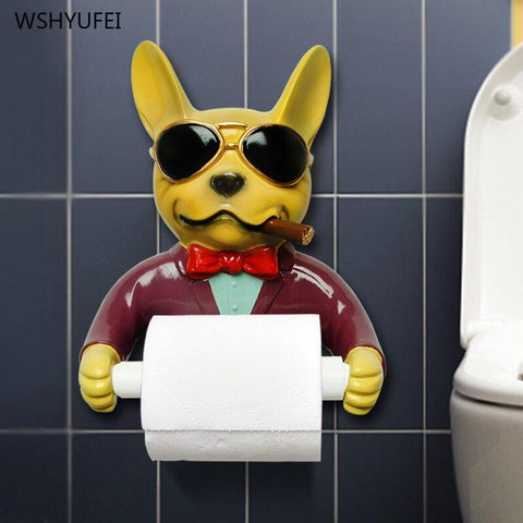 yellow-cool-dog-with-sunglasses-cigar-toilet-paper-holder-comfort-homes-houseware