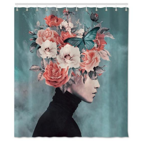 art-shower-curtains-floral-comfort-homes-houseware