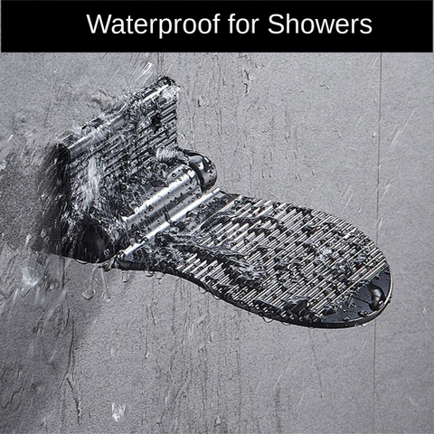 silver-shower-foot-stool-comfort-homes-houseware