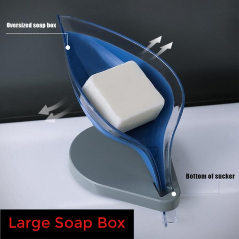 leaf-style-soap-holder-with-drainage-comfort-homes-houseware