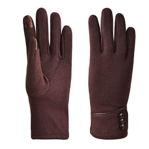 brown-womens-winter-texting-gloves-for-smartphone-tablet-iphone