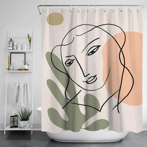 unique-abstract-painting-shower-curtain-bathroom-72x72