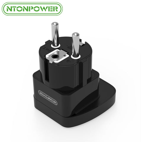 NTONPOWER UTA Universal Travel Adapter European Plug