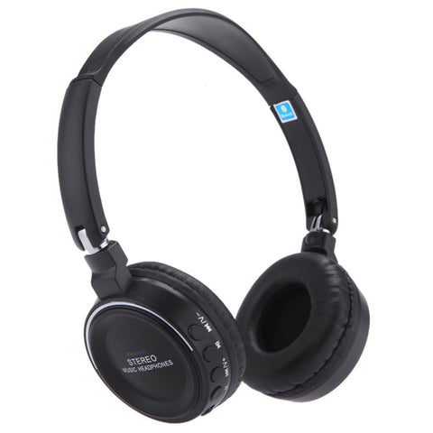 Wireless 3 in 1 Bluetooth Headphone