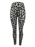 Leopard Spots In Gray & Black