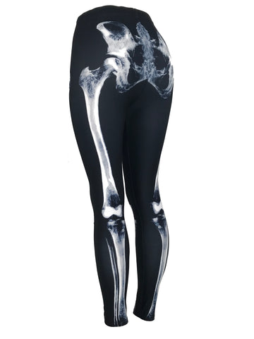 X-Ray Skeleton Legs Halloween Favorite