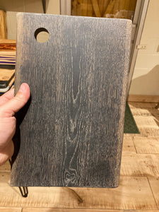 Ebonized Oak Cutting Board