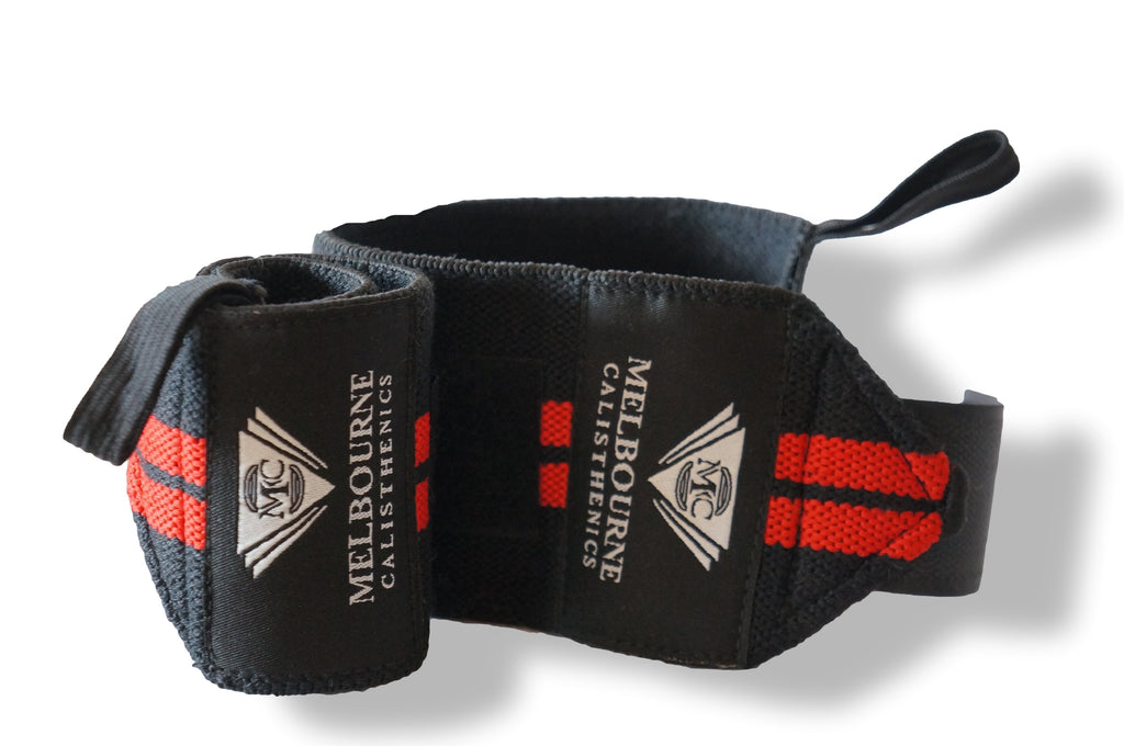 Wrist support wraps with Velcro