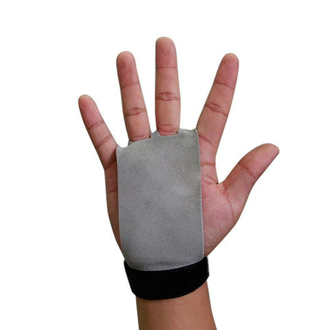 Image of Leather hand protectors