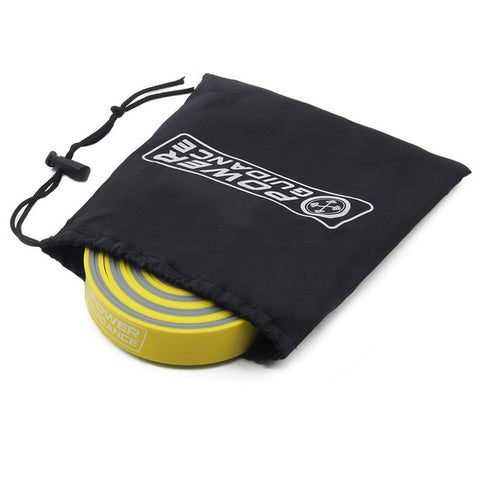 Image of Individual Bi-Color Latex Pull Up Resistance Bands With Free Bag
