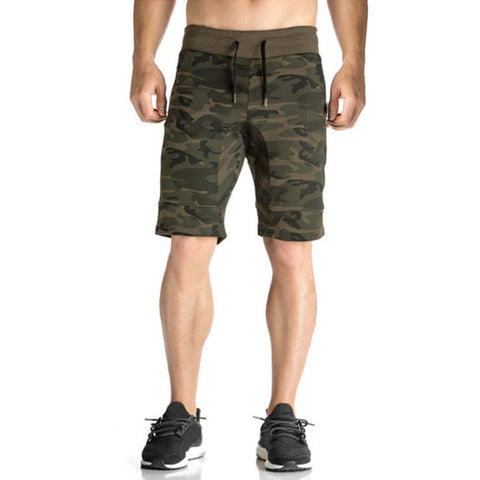 Image of Bermuda Shorts with Drawstring