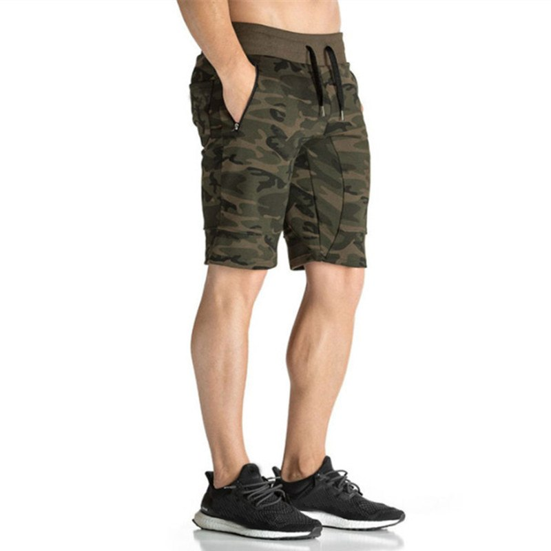 Bermuda Shorts with Drawstring