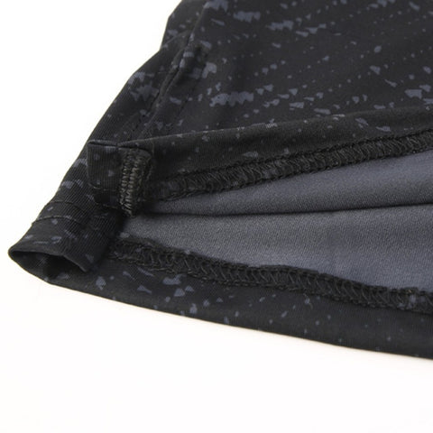Image of Sports Shorts Outdoor Quick Dry Running Shorts with Pockets Loose-Fit