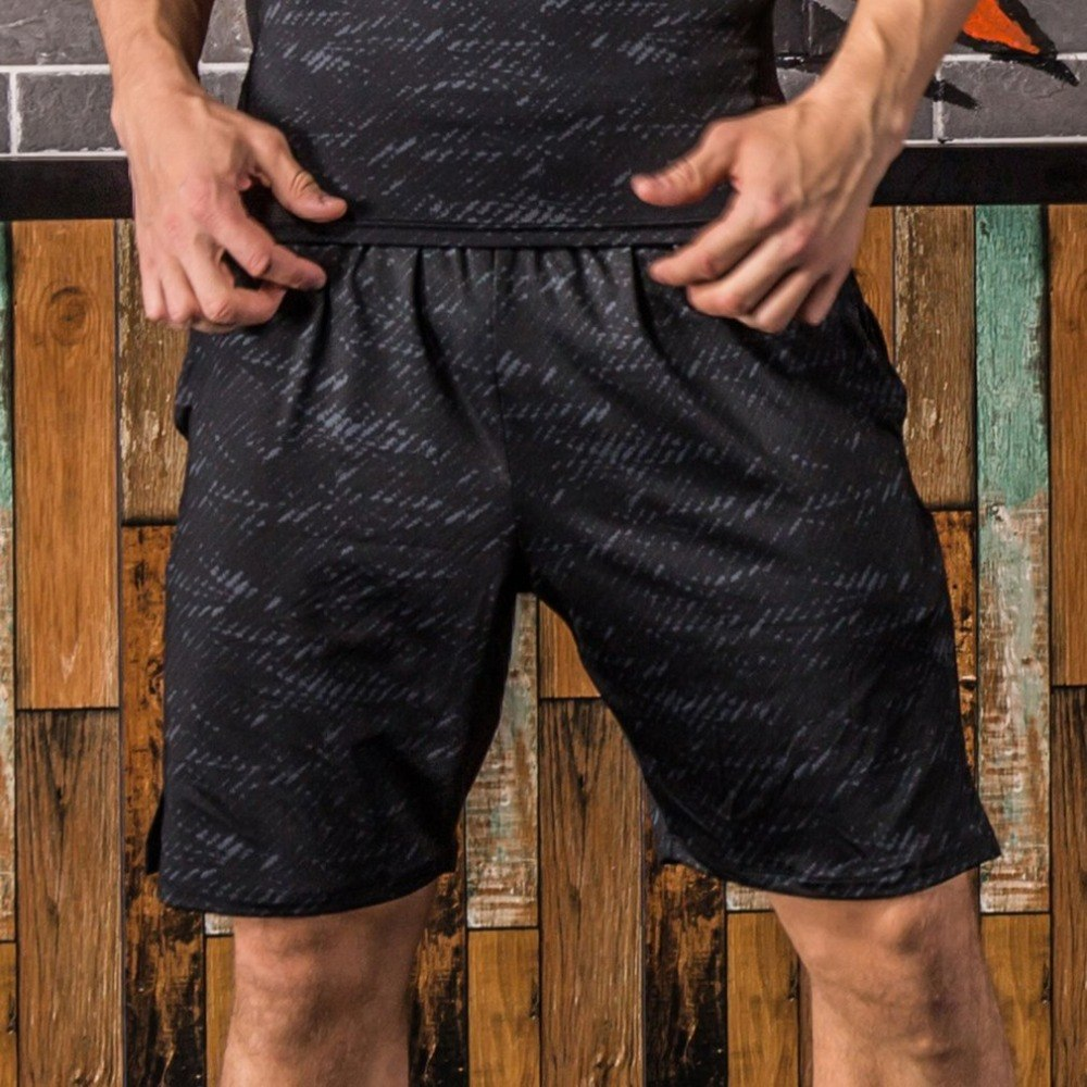 Sports Shorts Outdoor Quick Dry Running Shorts with Pockets Loose-Fit