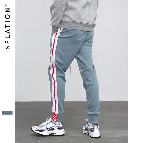 2018/19 New Collection Side Stripe Joggers