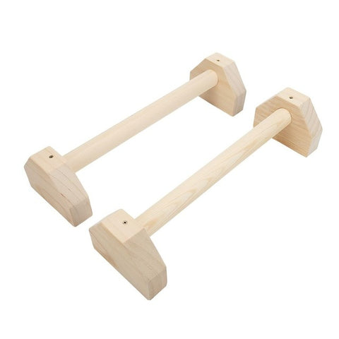 Image of Wooden parallettes 25cm or 50cm