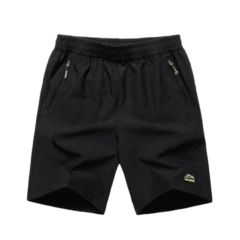 Image of Running Fitness Sports Quick Dry Shorts with Pockets