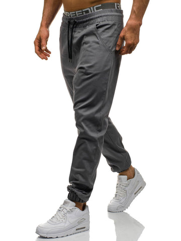 High Quality Joggers Men's cotton pants