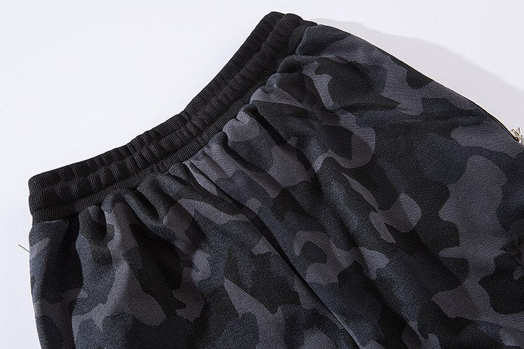 Hip Hop Harem Pants Men camouflage