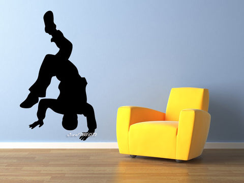 Image of Dancer Wall Decal