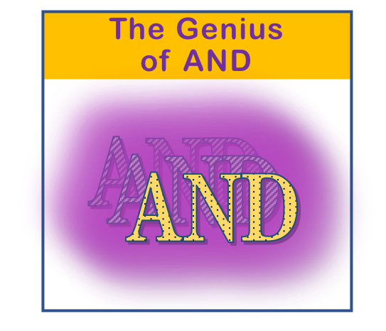The Genius of AND