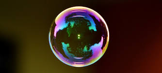 Bubbling...go Into Your Blessing Bubble